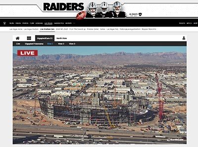Raiders - New Stadium